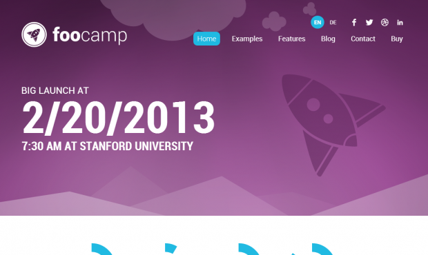 Foocamp-WordPress