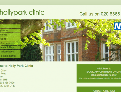 Holly Park Clinic