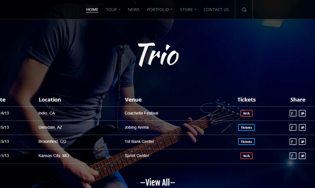 Trio-WordPress
